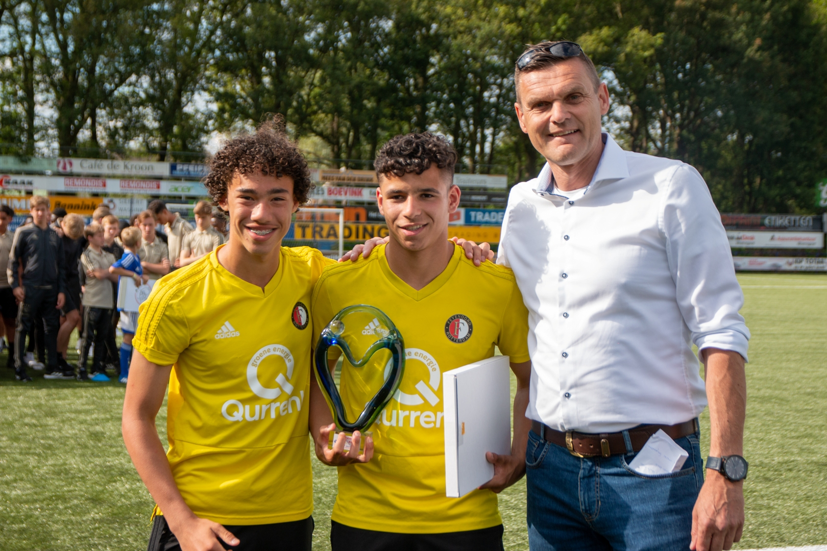 Marveld Tournament 2019 - Fair Play Award Feyenoord
