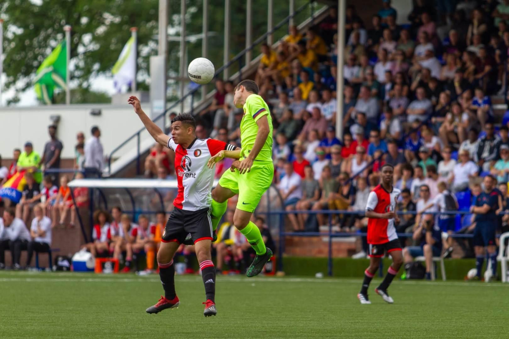 Marveld Tournament 2019 - Feyenoord vs FC Barcelona