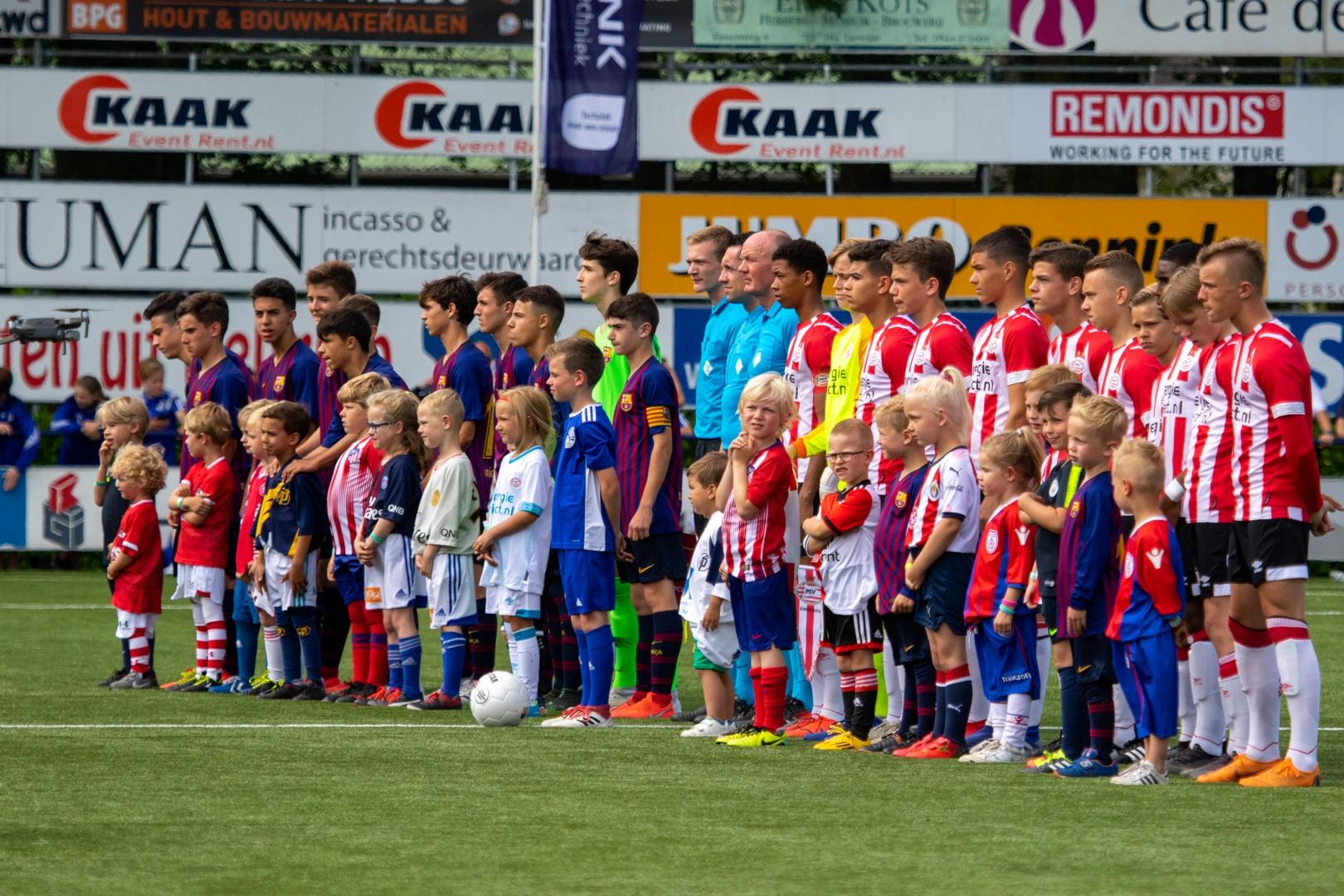 Marveld Tournament 2019 - Final FC Barcelona vs PSV