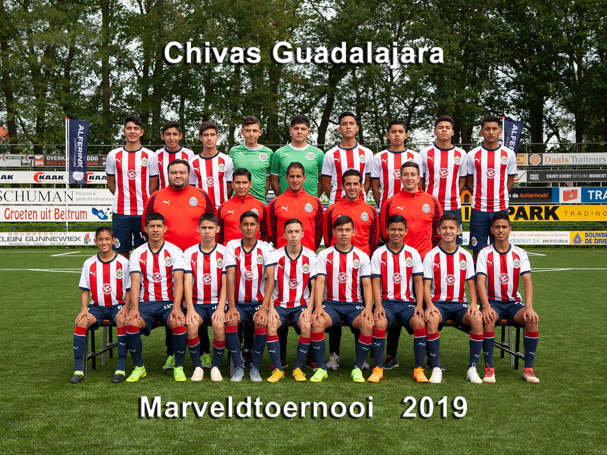 Marveld Tournament 2019 - Team Chivas Guadalajara