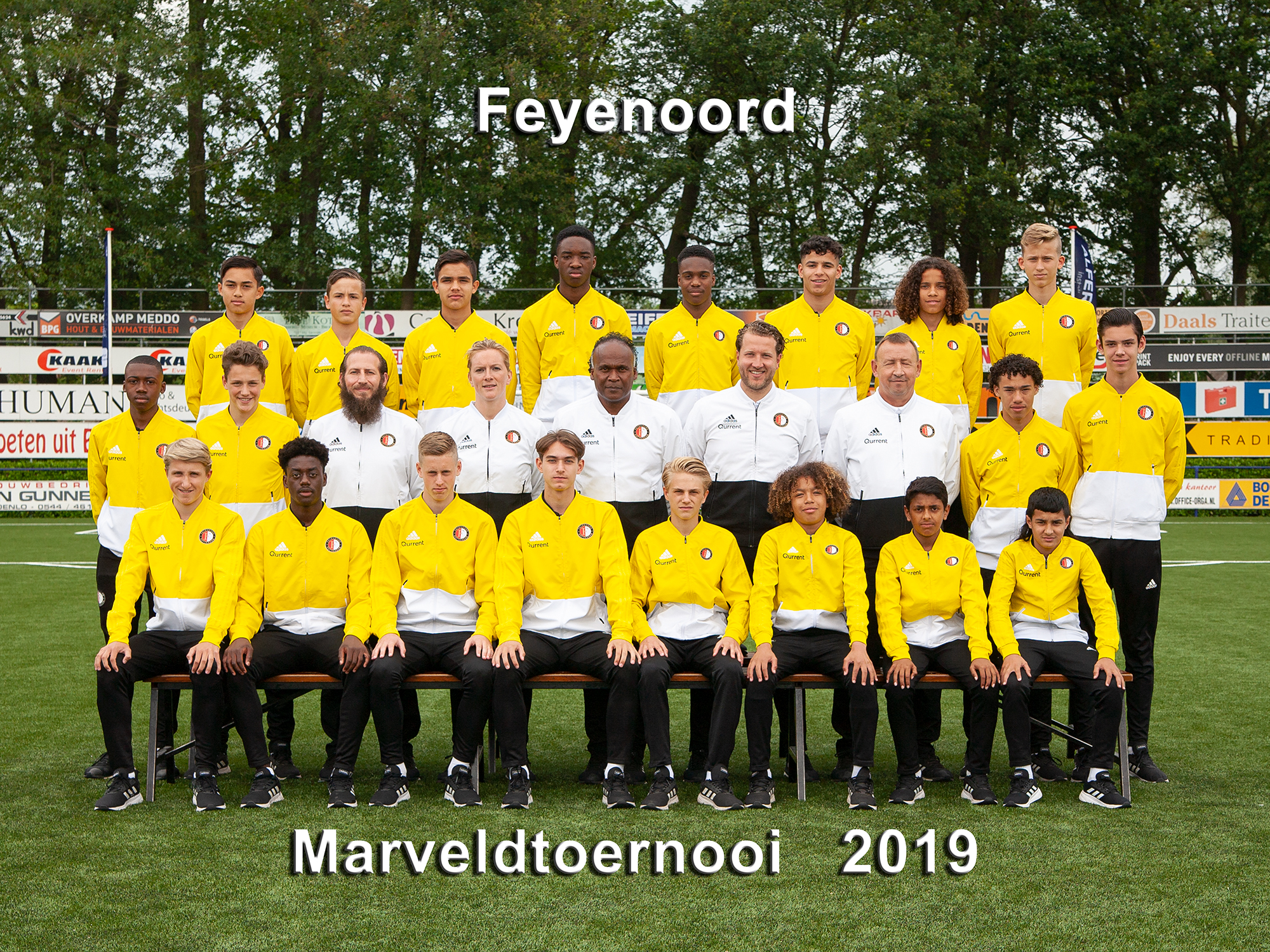 Marveld Tournament 2019 - Team Feyenoord