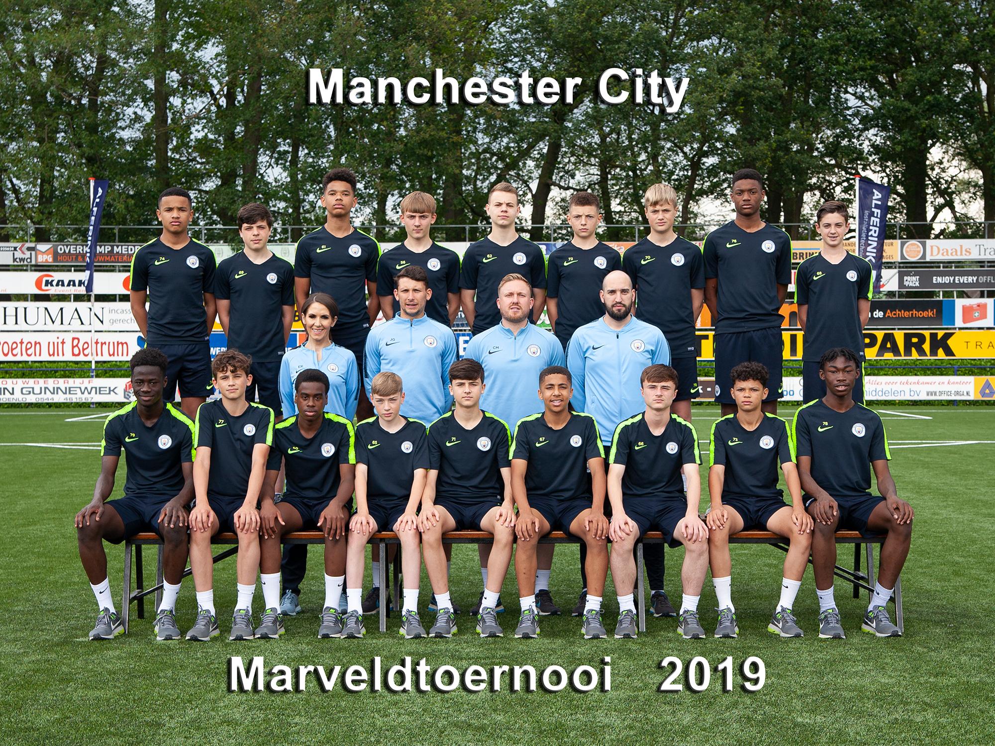 Marveld Tournament 2019 - Team Manchester City
