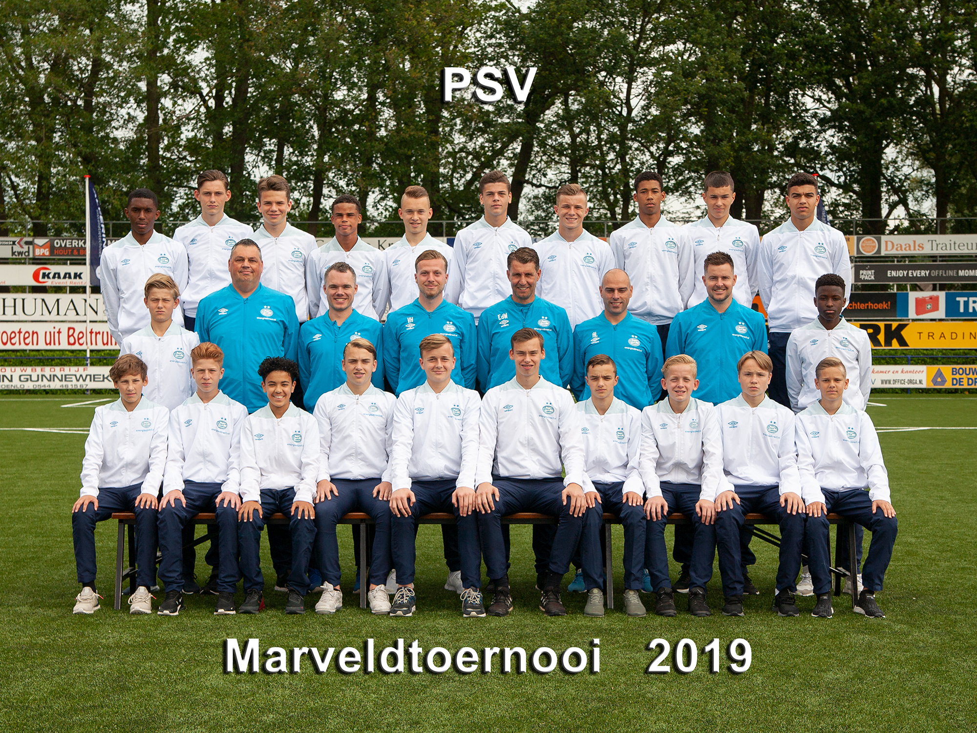 Marveld Tournament 2019 - Team PSV