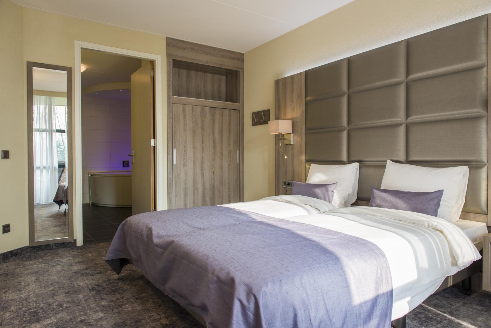 Marveld Tournament - Hotel Havezate Marveld - Bedroom