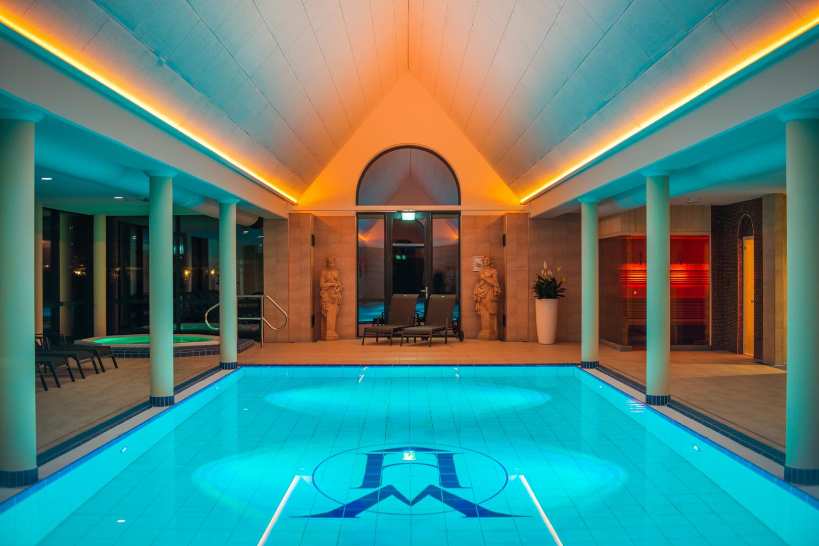 Marveld Tournament - Hotel Havezate Marveld - Pool