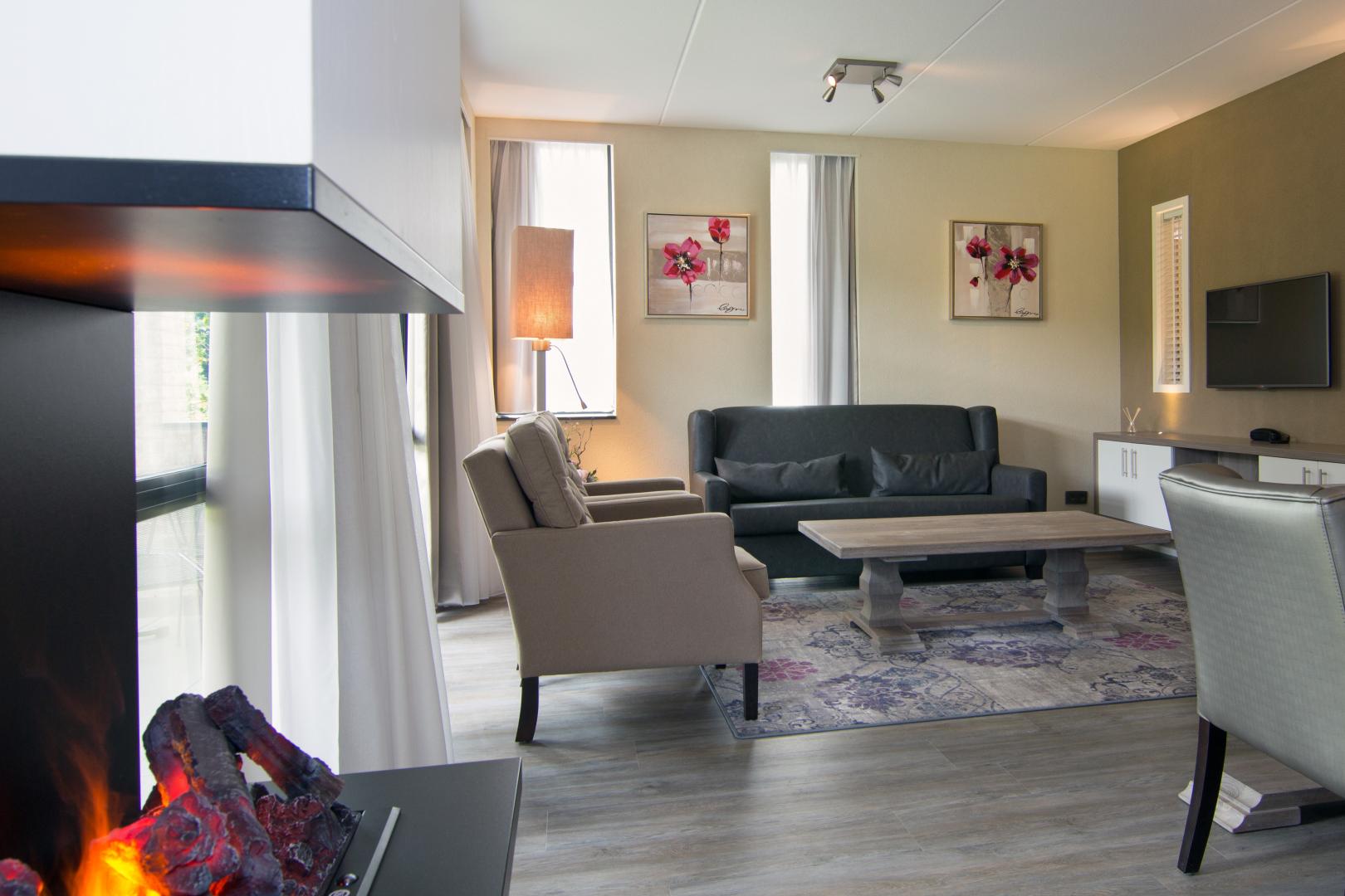 Marveld Tournament - Hotel Havezate Marveld - Room