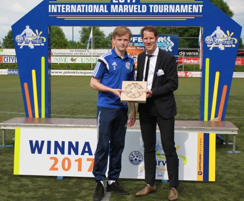 Marveld Tournament 2017 - Fair Play Award SV Grol