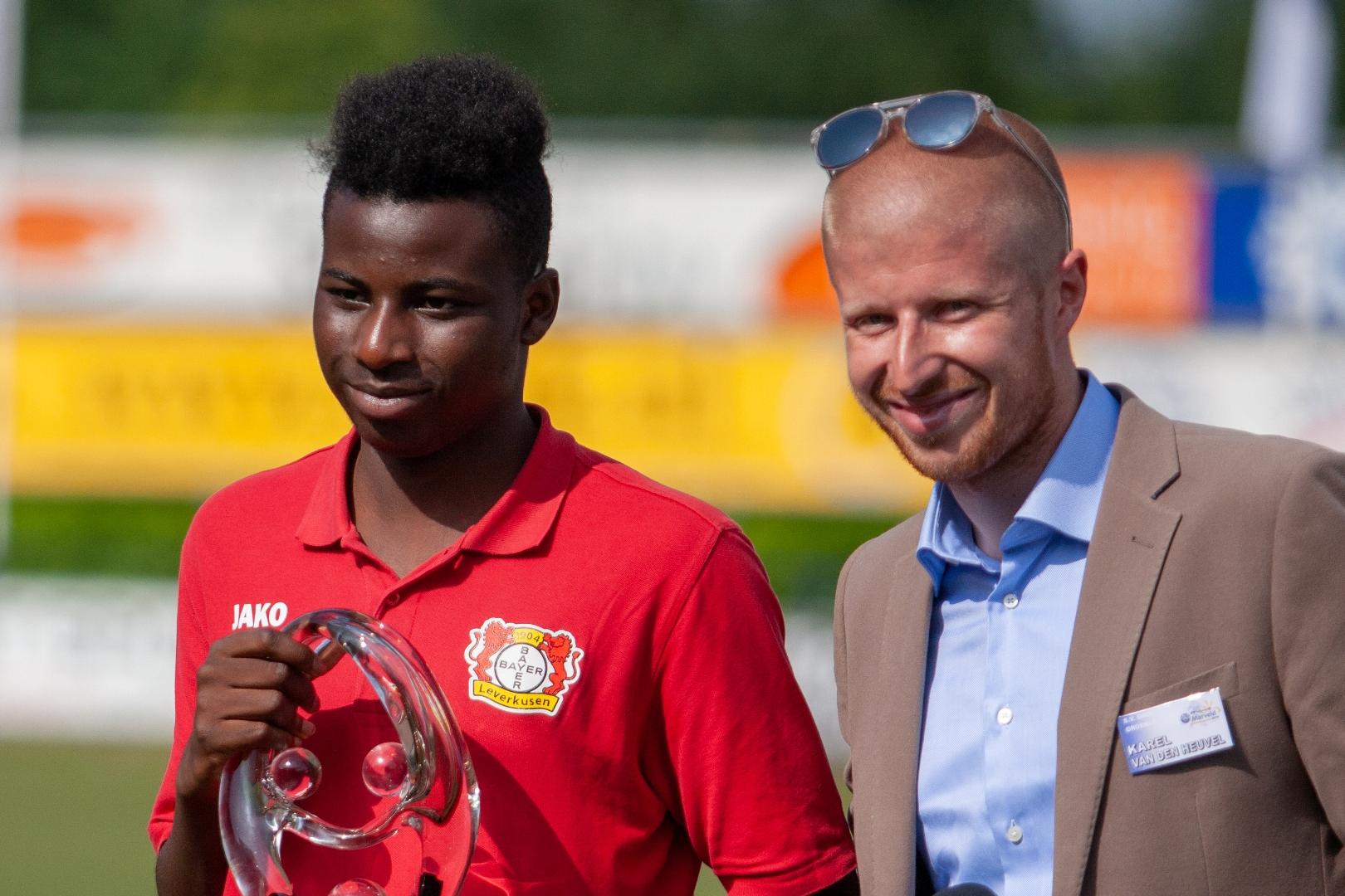 Marveld Tournament 2018 - Fair Play Award Bayer 04 Leverkusen