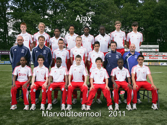 Marveld Tournament 2011 - Team Ajax