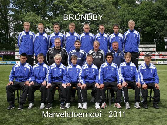 Marveld Tournament 2011 - Team Bröndby IF