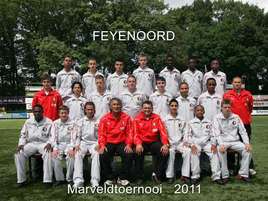Marveld Tournament 2011 - Team Feyenoord