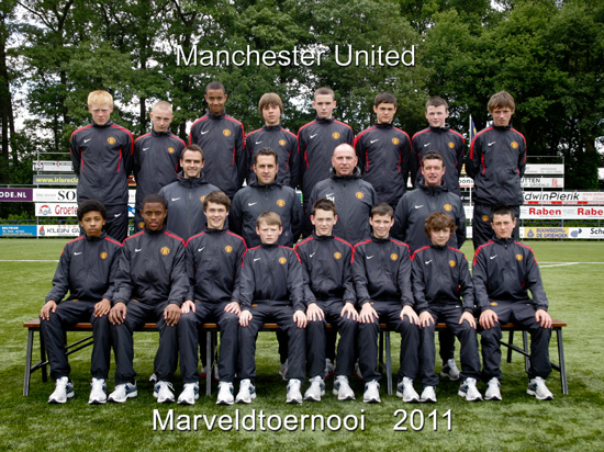 Marveld Tournament 2011 - Team Manchester United