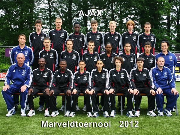 Marveld Tournament 2012 - Team Ajax