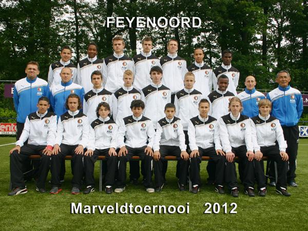 Marveld Tournament 2012 - Team Feyenoord
