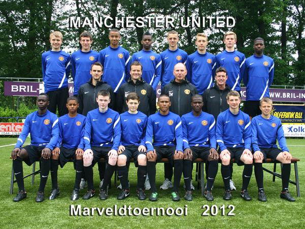 Marveld Tournament 2012 - Team Manchester United