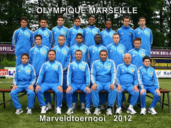 Marveld Tournament 2012 - Team Olympique Marseille