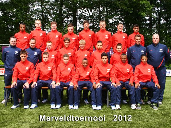 Marveld Tournament 2012 - Team PSV