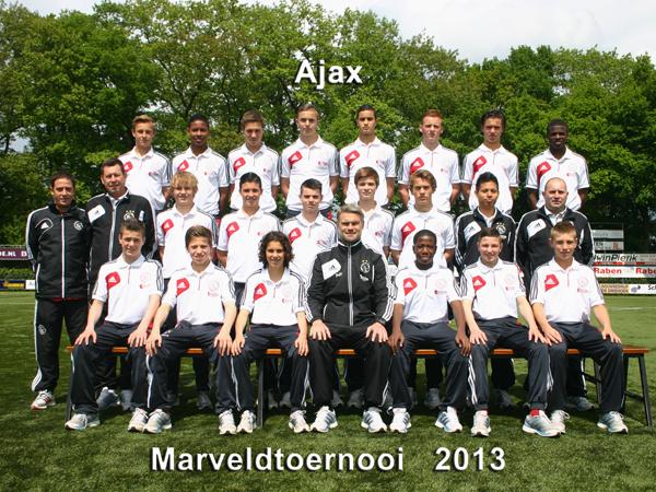 Marveld Tournament 2013 - Team Ajax