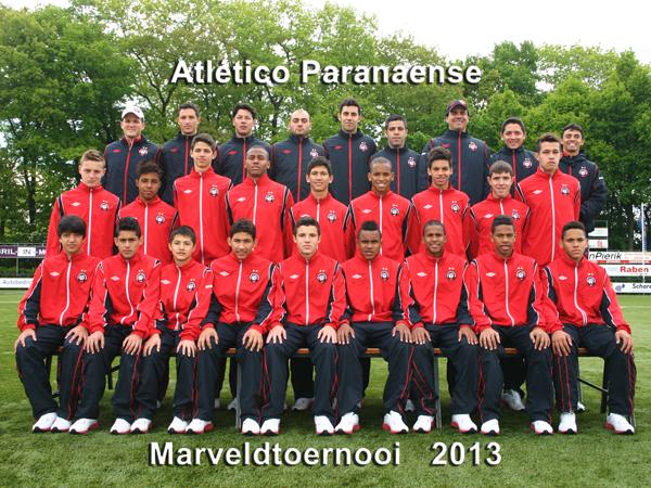 Marveld Tournament 2013 - Team Atlético Paranaense