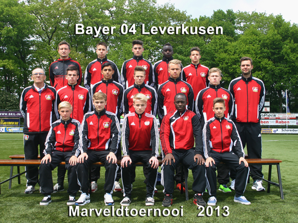 Marveld Tournament 2013 - Team Bayer '04 Leverkusen