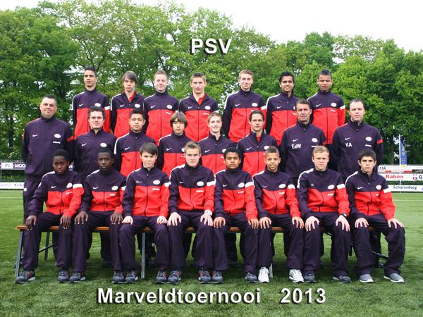 Marveld Tournament 2013 - Team PSV