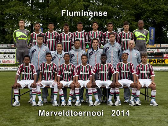 Marveld Tournament 2014 - Team Fluminense