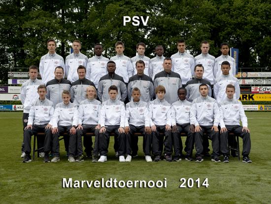 Marveld Tournament 2014 - Team PSV