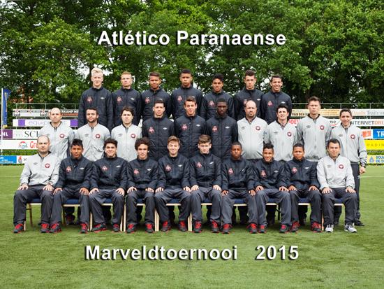 Marveld Tournament 2015 - Team Atlético Paranaense