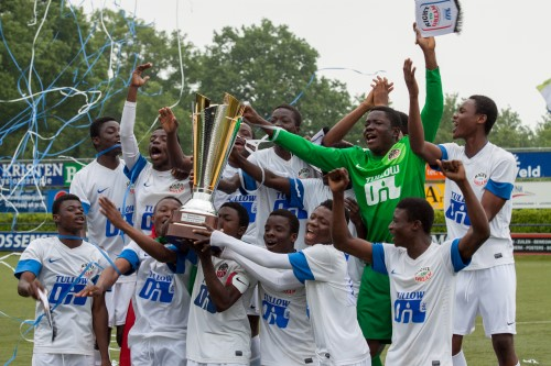 Marveld Tournament 2015 - Winners Right to Dream Ghana