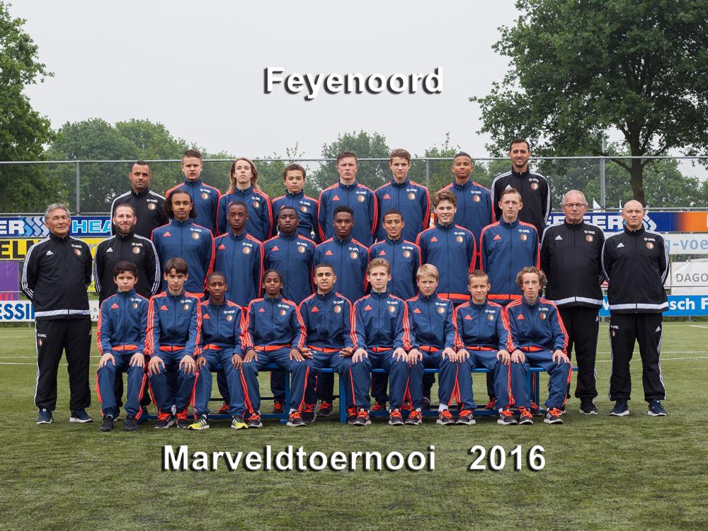 Marveld Tournament 2016 - Feyenoord
