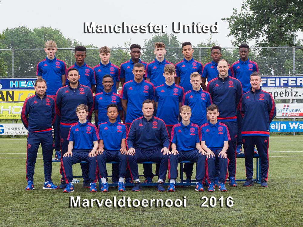 Marveld Tournament 2016 - Manchester United