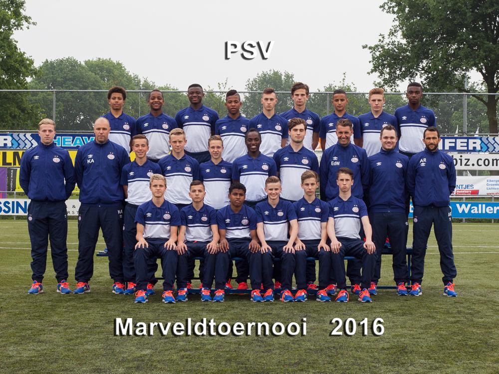 Marveld Tournament 2016 - PSV