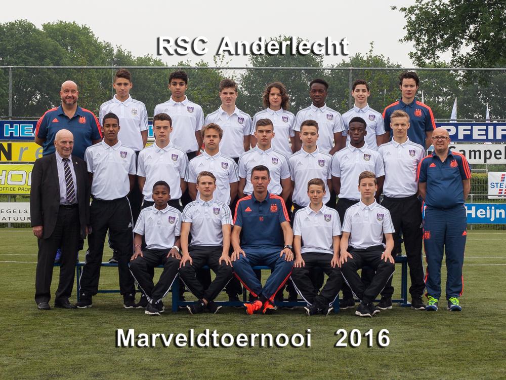 Marveld Tournament 2016 - RSC Anderlecht