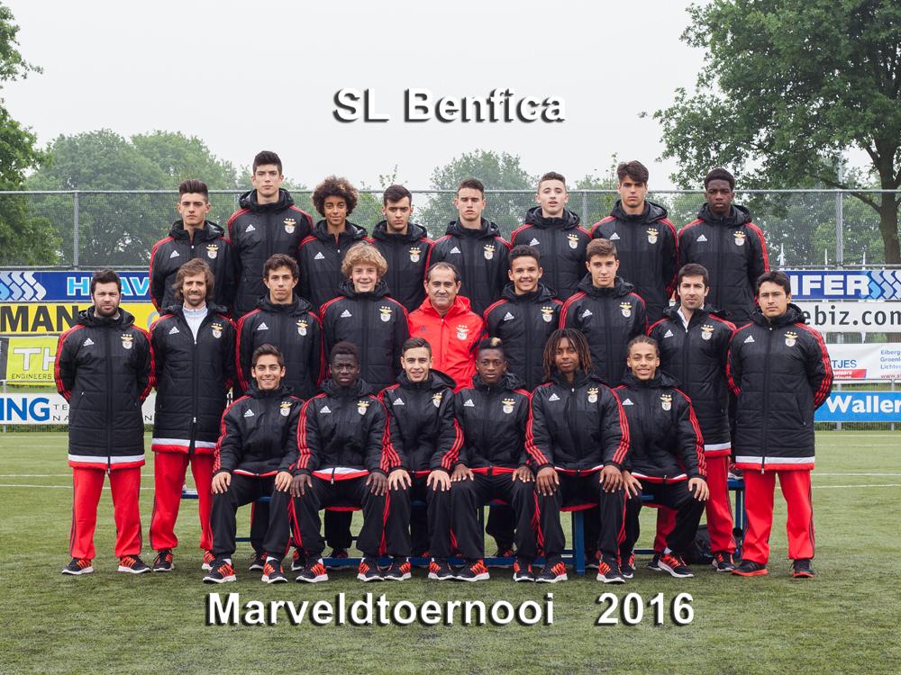 Marveld Tournament 2016 - SL Benfica