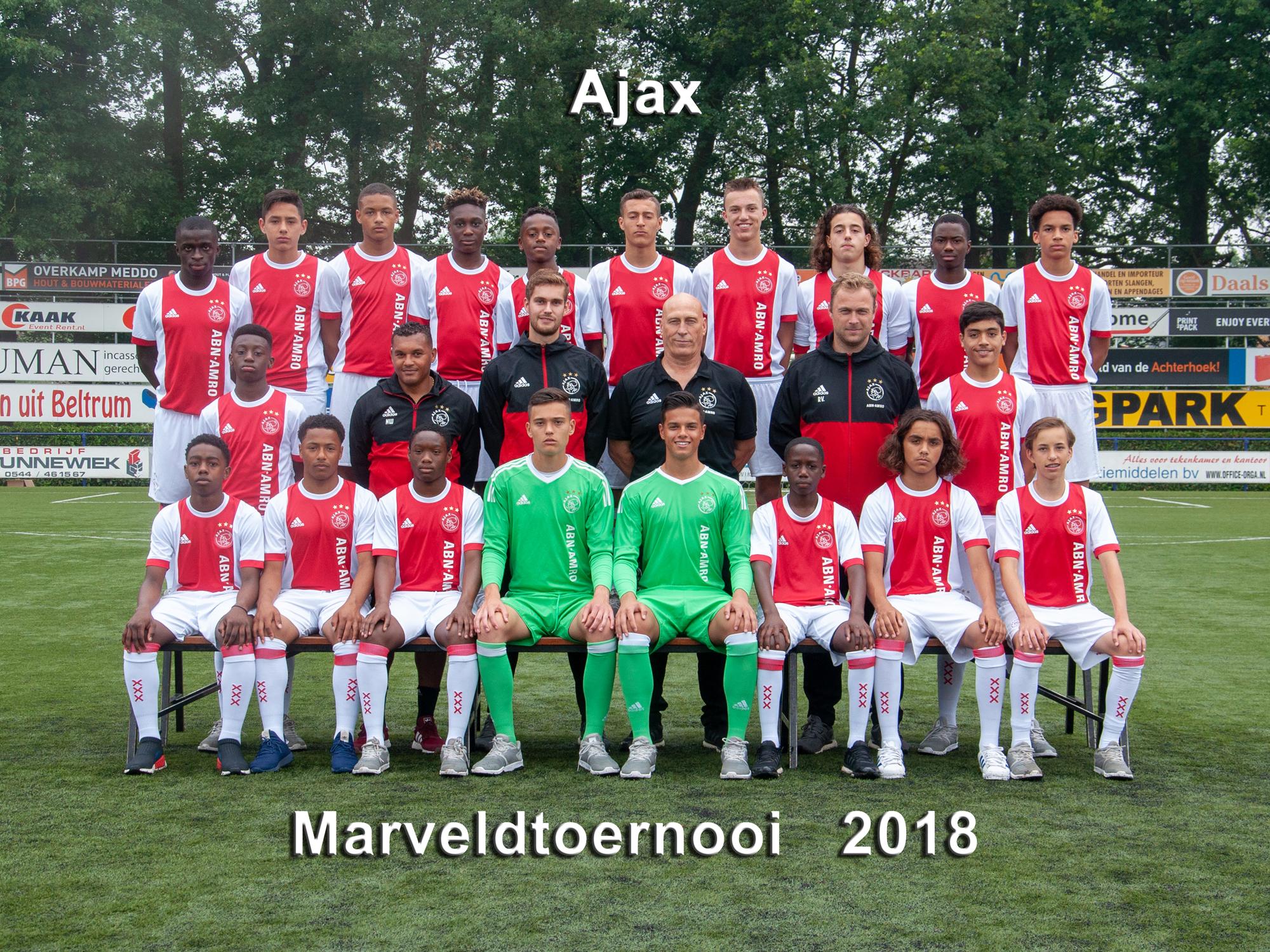 Marveld Tournament 2018 - Ajax