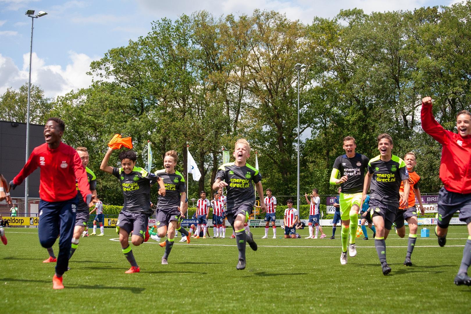 Marveld Tournament 2019 - PSV Wins