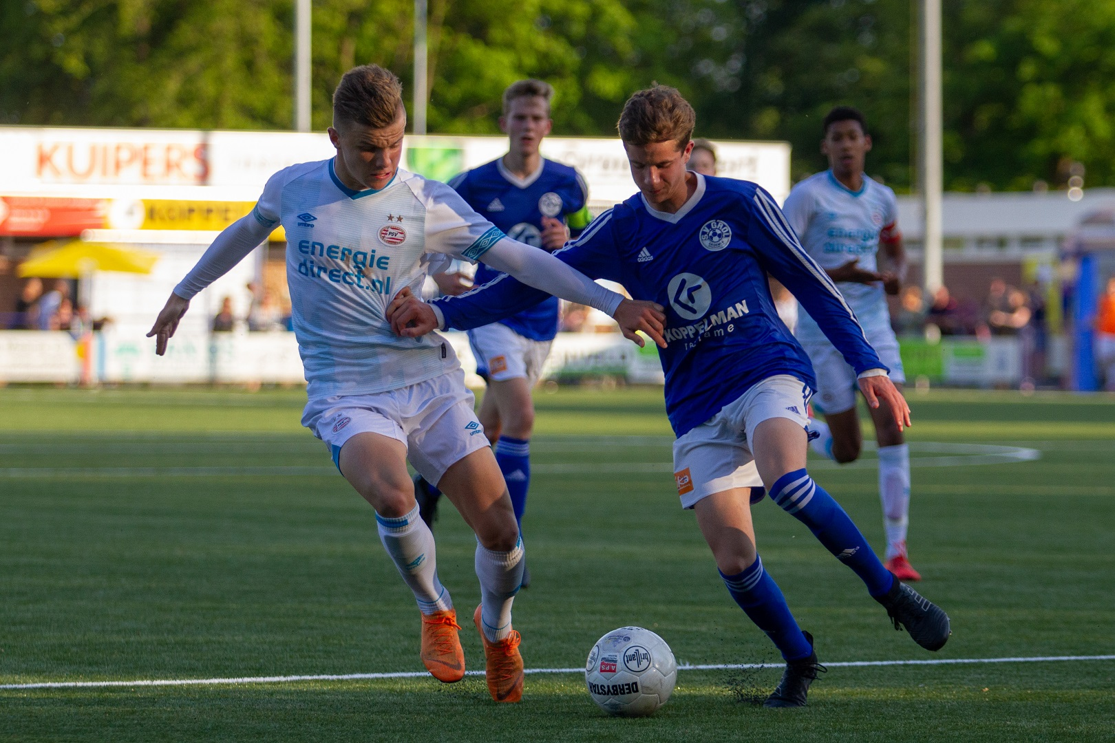Marveld Tournament 2019 - SV Grol vs. PSV