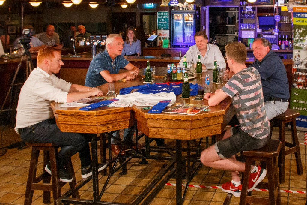 Marveld Tournament - Online Sponsoravond - Blok Voetbalopleiding
