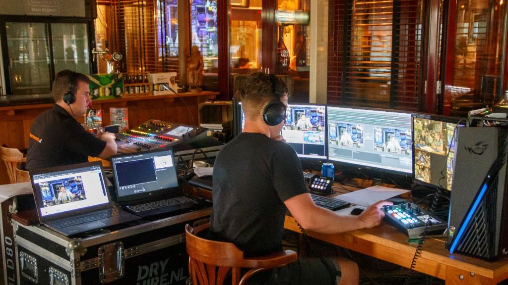 Marveld Tournament - Online Sponsoravond - Regie