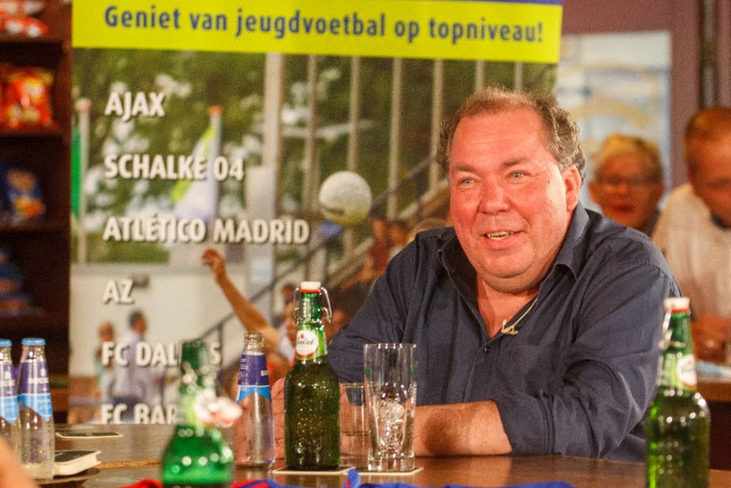 Marveld Tournament - Online Sponsoravond - Tafelgast Hans Martijn Ostendorp