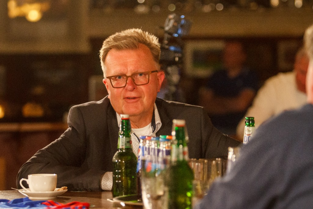Marveld Tournament - Online Sponsoravond - Tafelgast Hans Scheinck