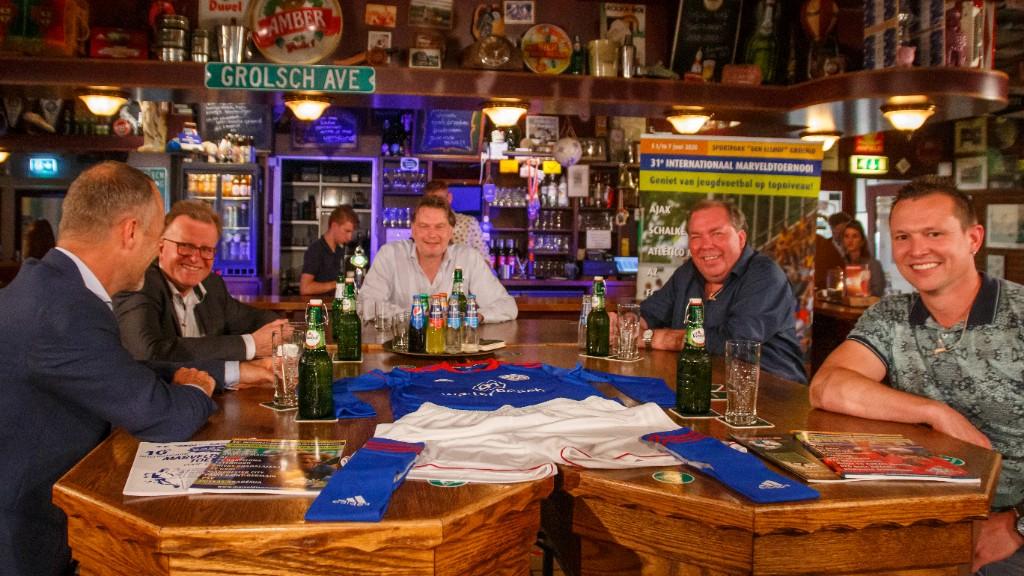 Marveld Tournament Online - Sponsoravond Tafelgasten