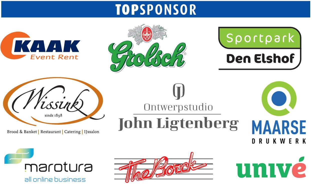Marveld Tournament 2021 - Sponsors - Top Sponsors